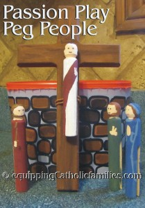passion play peg people