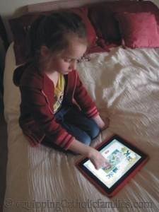 Catholic Childrens Bible App
