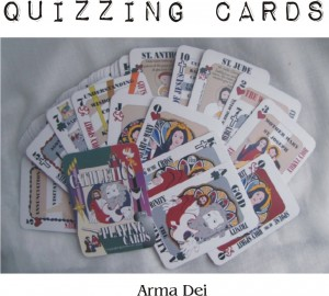 quizzing cards