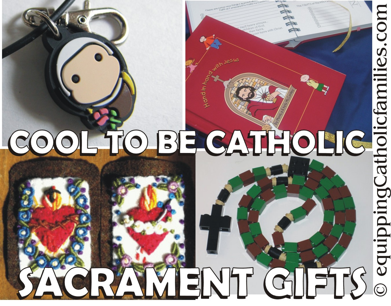 Cool to be Catholic Sacrament Gifts!