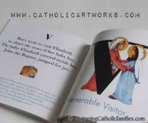 Alphabet of Mary V