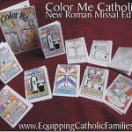 New Mass next weekend! A peek inside Color Me Catholic!