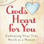Winner announced for Giveaway: God's Heart for You!