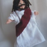 Jesus: a TY doll makeover