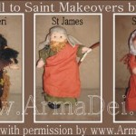 July Saints: TY doll makeovers!