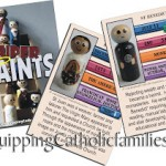 Super Saints Card Game: NEW!