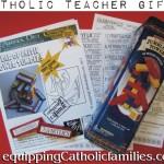 a Year of Faith Gift for Teacher
