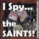 I Spy…the Saints index