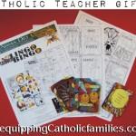 Catholic Lingo Bingo Classroom Kit: Gift for Teacher