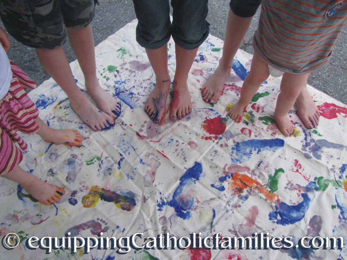 Little Kids Feet Kids feet