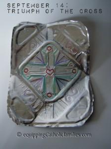 Foil Pan Cross