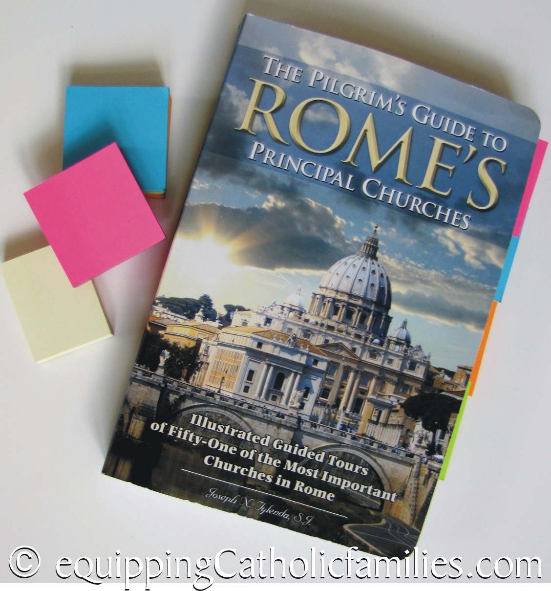 The Pilgrim's Guide to Rome