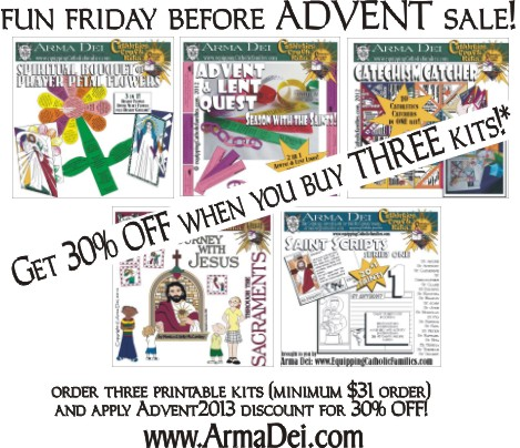 Fun Friday before Advent Sale!