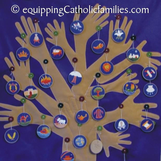 Pin The Jesse Tree on Pinterest