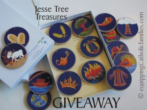 Jesse Tree Treasures Giveaway