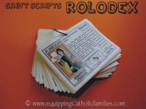 Rolodex St Joan
