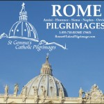 8 things / 10 months / Pilgrimage to ROME!