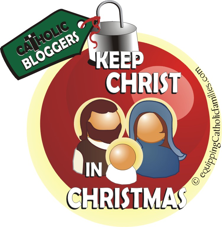 Keep Christ in Christmas blog link-up!