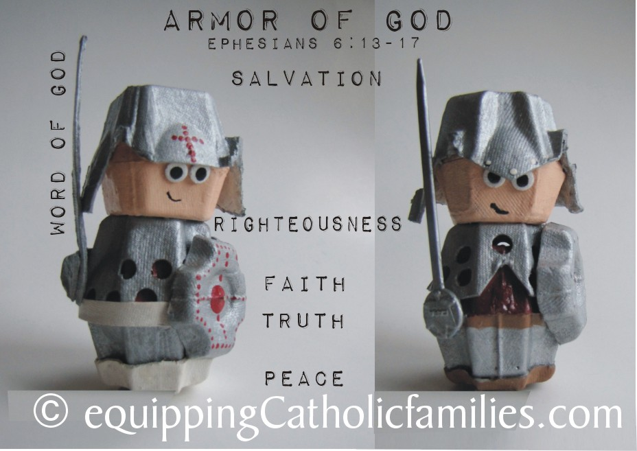 Armor of God Ephesians