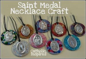 Saint Medals at Catholic Inspired