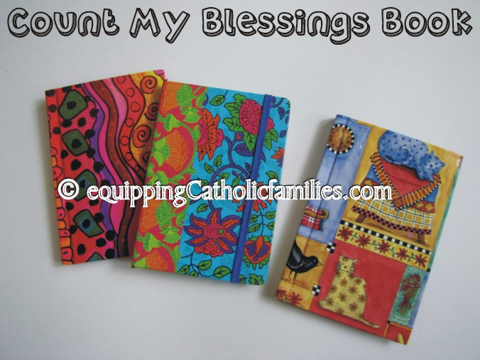 Count your Blessings Box and Book