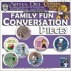 Conversation Pieces Family Fun
