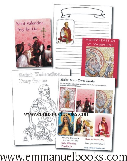 Review: The St Valentine Kit by Emmanuel Books