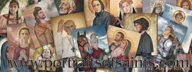 7 Quick Takes on Catholic Saints!