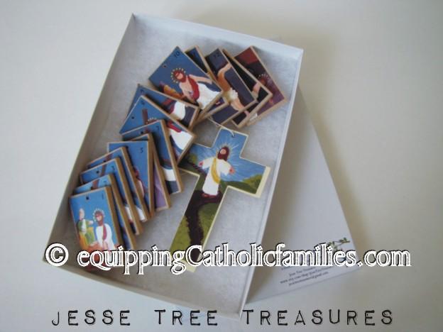 stations Jesse Tree Treasures