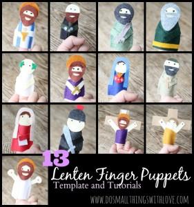 13-Lenten-Finger-Puppets