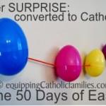 DIY Catholic Kinder Surprise