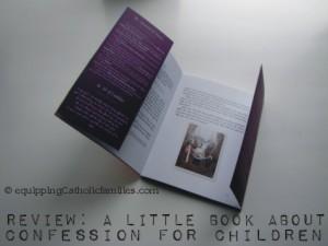 confession book flaps
