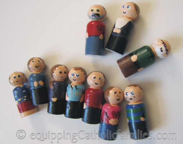 my_family_in_painted_pegs