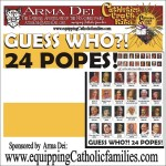 Guess Who Popes