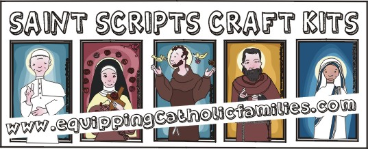 Saint Scripts Cards