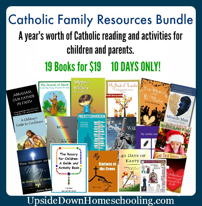 Catholic Family Resources Bundle!