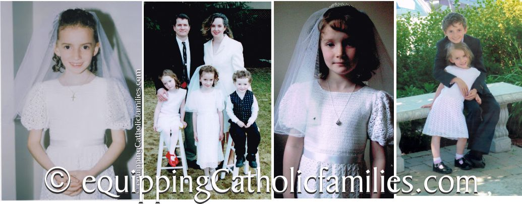 7 Obscure Ways to Celebrate First Holy Communion
