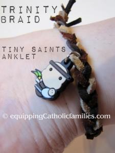 Trinity Anklet