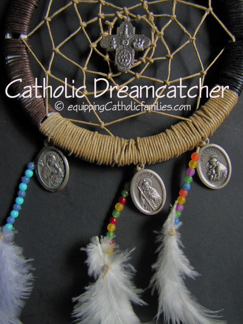 Catholic Dreamcatcher