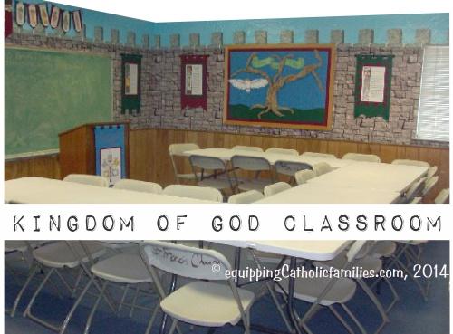 2014 Kingdom of God Catechist Classroom