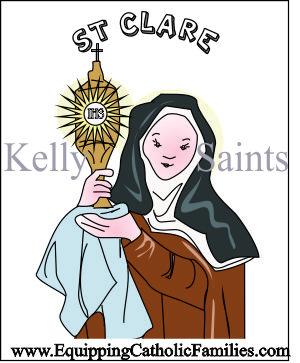 Feast Day Fun: St Clare