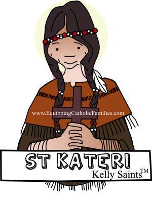 Feast Day Fun: St Kateri
