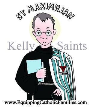 Feast Day Fun: St Maximilian