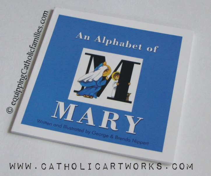 Alphabet of Mary cover