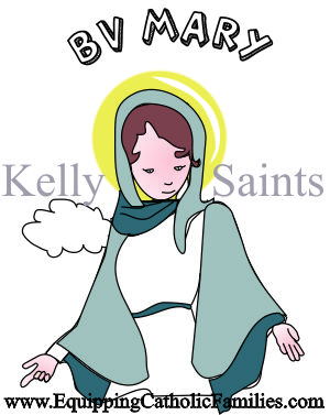 Feast Day Fun: Birthday of the Blessed Virgin Mary