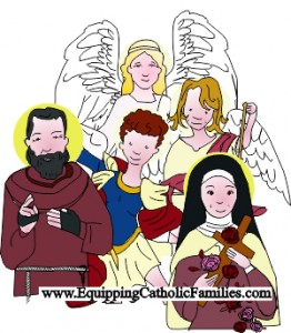 Sept Oct Saints