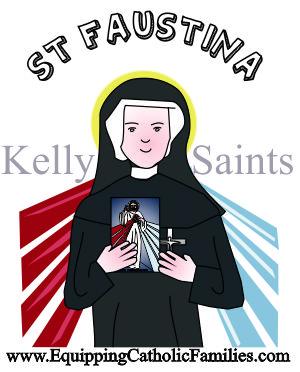 Feast Day Fun: St Faustina