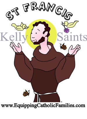 Feast Day Fun: St Francis of Assisi