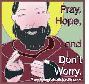St Padre Pio cymk 300px