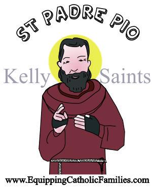Feast Day Fun St Padre Pio